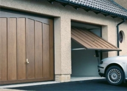 Timber Up & Over Garage Doors